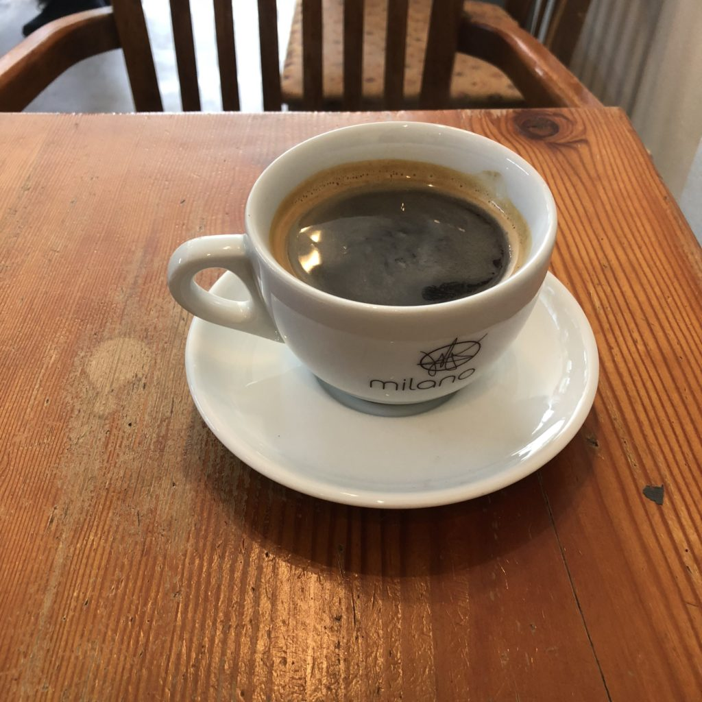 MilanoCoffeeのアメリカンコーヒー