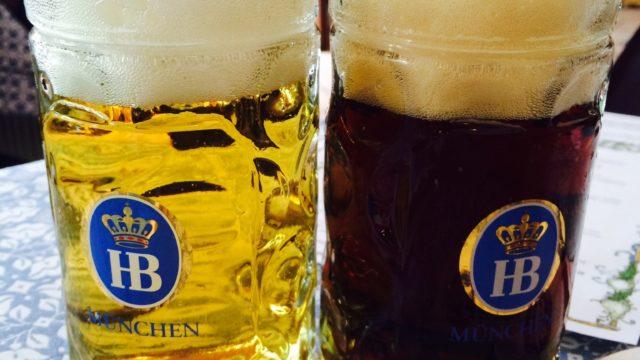 ドイツのビール おいしすぎた