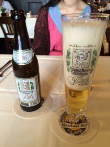 オーグスティナのビール