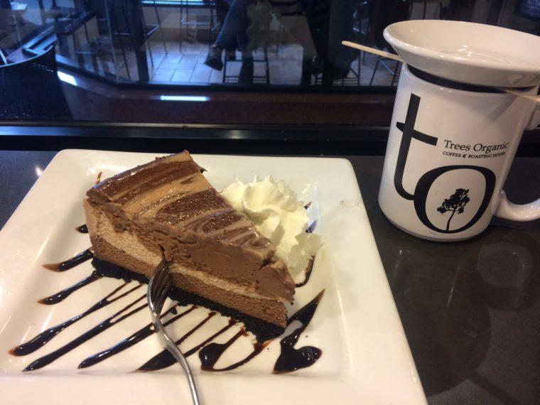 チョコホリックチーズケーキ