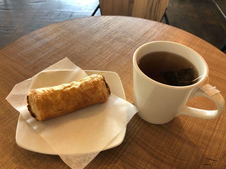 ベジロール&紅茶