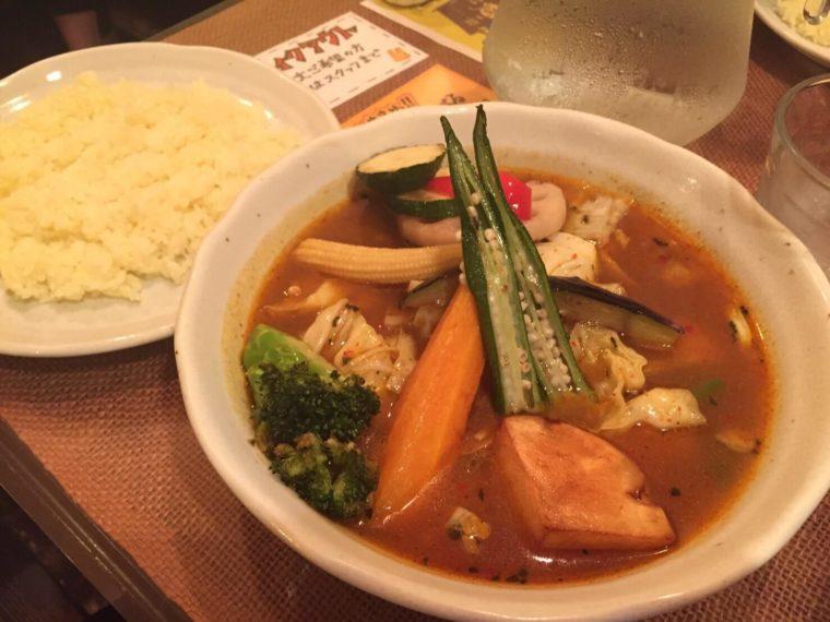 北海道 おすすめ グルメ スープカレー