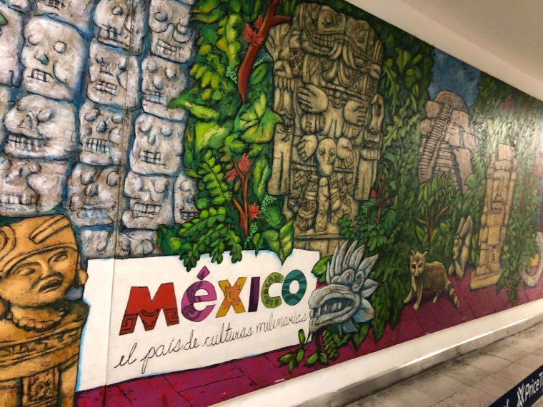メキシコシティ 空港MEX