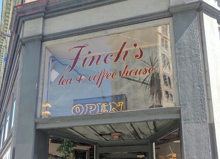 バンクーバーおすすめカフェFinch's