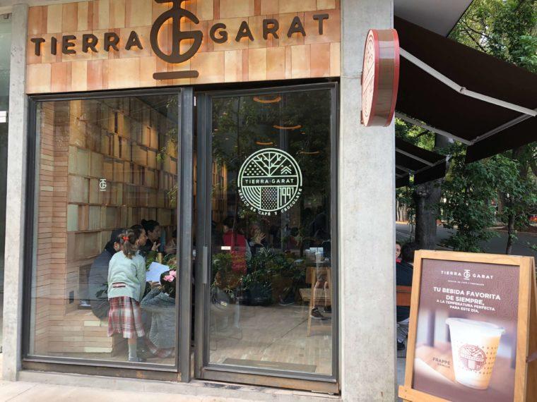 メキシコシティおすすめカフェTierra Garat