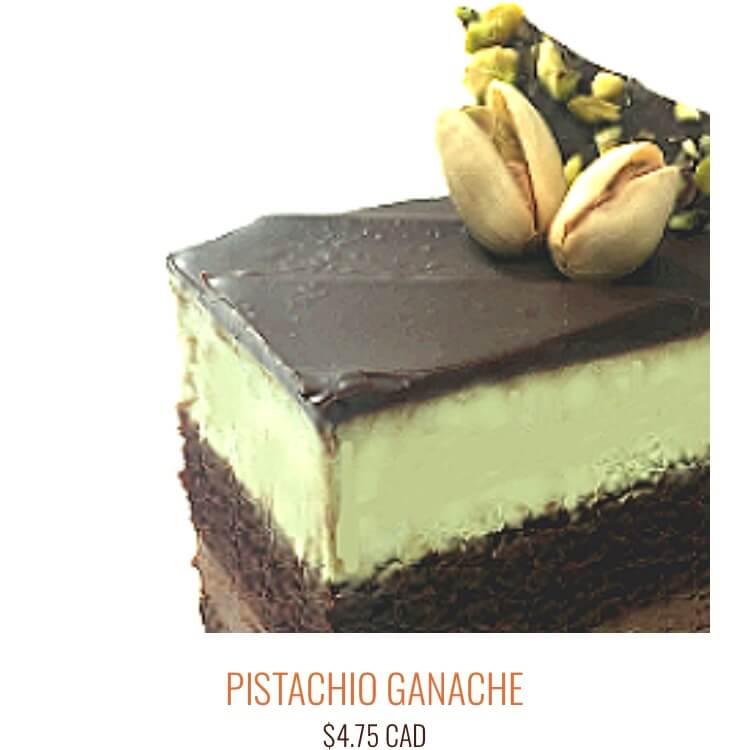 ピスタチオ・ガナッシュ