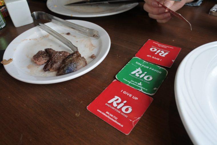バンクーバーのおすすめレストラン ブラジル料理のリオレストラン
