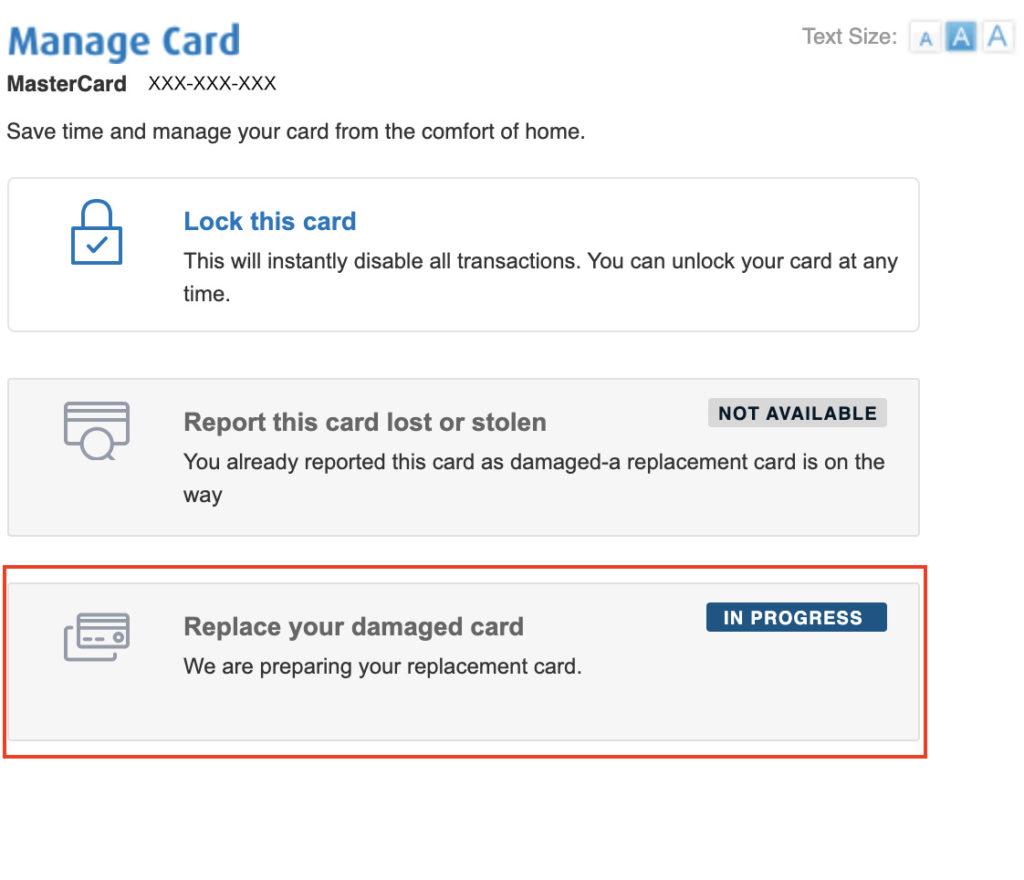 使えなくなったクレジットカード交換方法