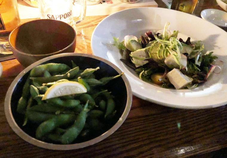 ビクトリア日本酒レストランENE