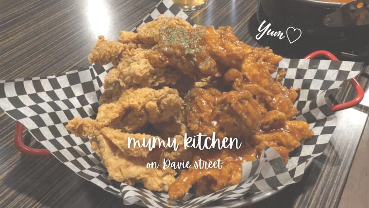 mumu kitchen